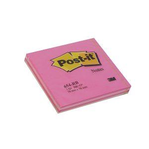 Post-it Αυτοκόλλητα Χαρτάκια 76X76mm