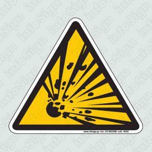 Εκρηκτικές ύλες / Explosives