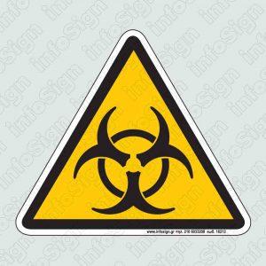 Βιολογικός κίνδυνος / Danger: Biohazard