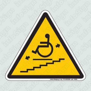 Ράμπα κυκλοφορίας ατόμων με ειδικές ανάγκες / Ramp for handicapped persons