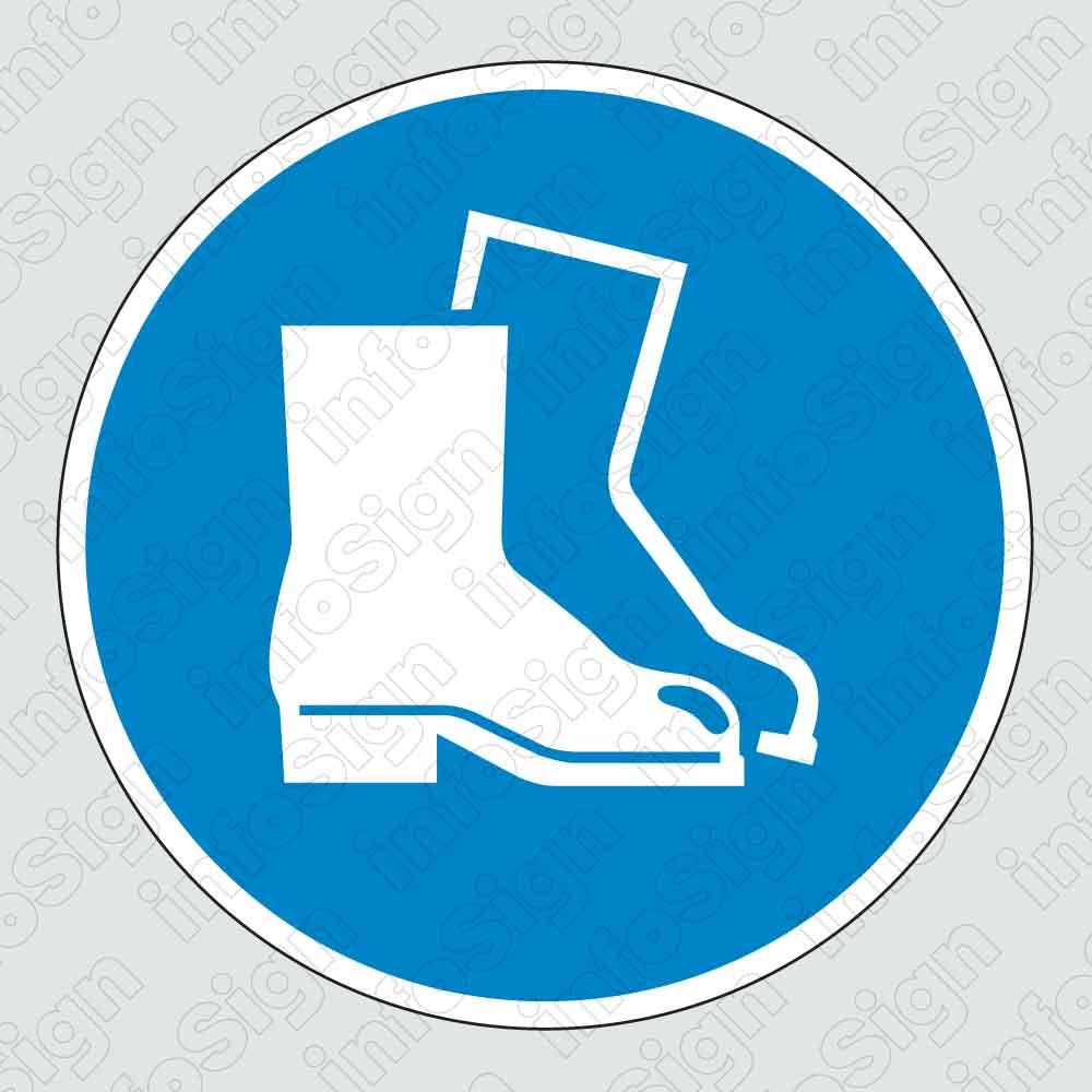 Υποχρεωτικά φοράτε μπότες ασφαλείας / Safety boots required