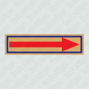 Πινακίδα Βέλος / Arrow