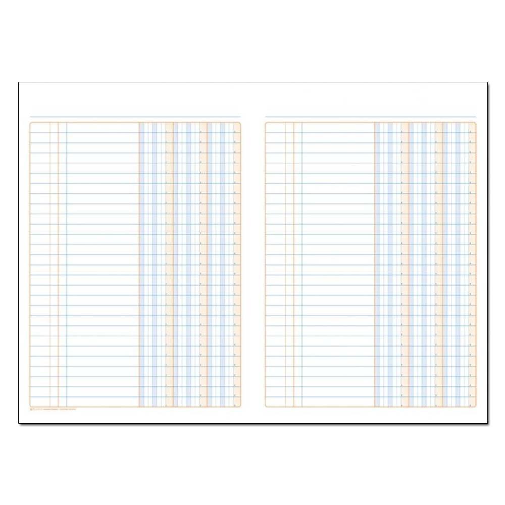 Φυλλάδα Λογιστική 3/λη (ψιλό εξώφυλλο) No.511