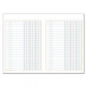 Φυλλάδα Λογιστική Τρίστηλη (25x35 / 100 φύλλων)