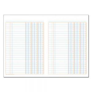 Φυλλάδα Λογιστική Τρίστηλη (21x30 / 200 φύλλων)
