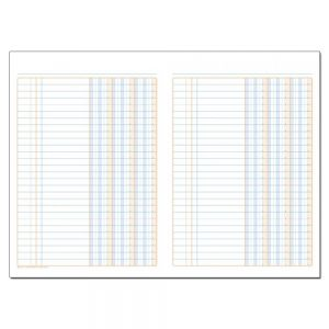 Φυλλάδα Λογιστική Τρίστηλη (25x35 / 300 φύλλων)