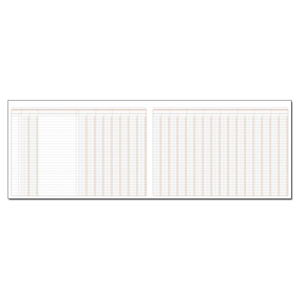 Βιβλίο Διαφόρων Πράξεων 24/οτηλο (βιβλιοδετημένο) No.517Α