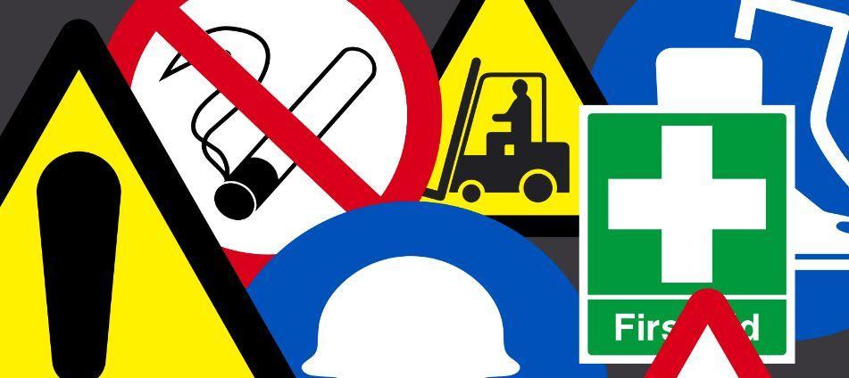 safety sign blog