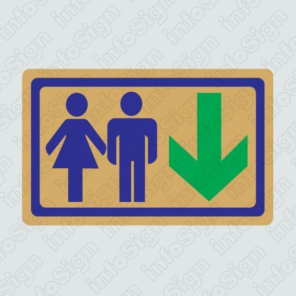 WC Αντρών-Γυναικών Χρυσό (Βέλος Κάτω)