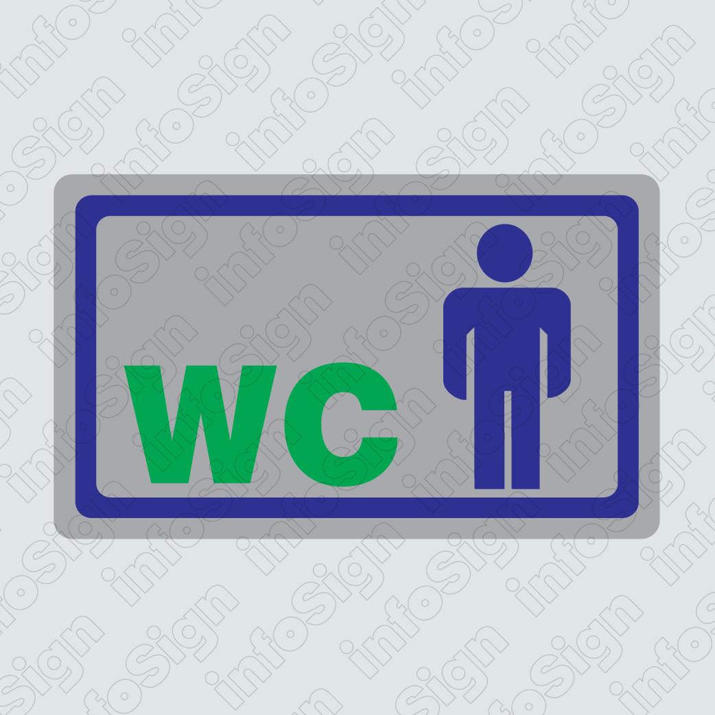 WC Αντρών (Ασημένιο)