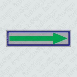 Βέλος WC (Ασημένιο) / WC Silver (Direction Arrow)