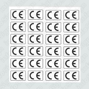 Αυτοκόλλητα CE | CE Stickers