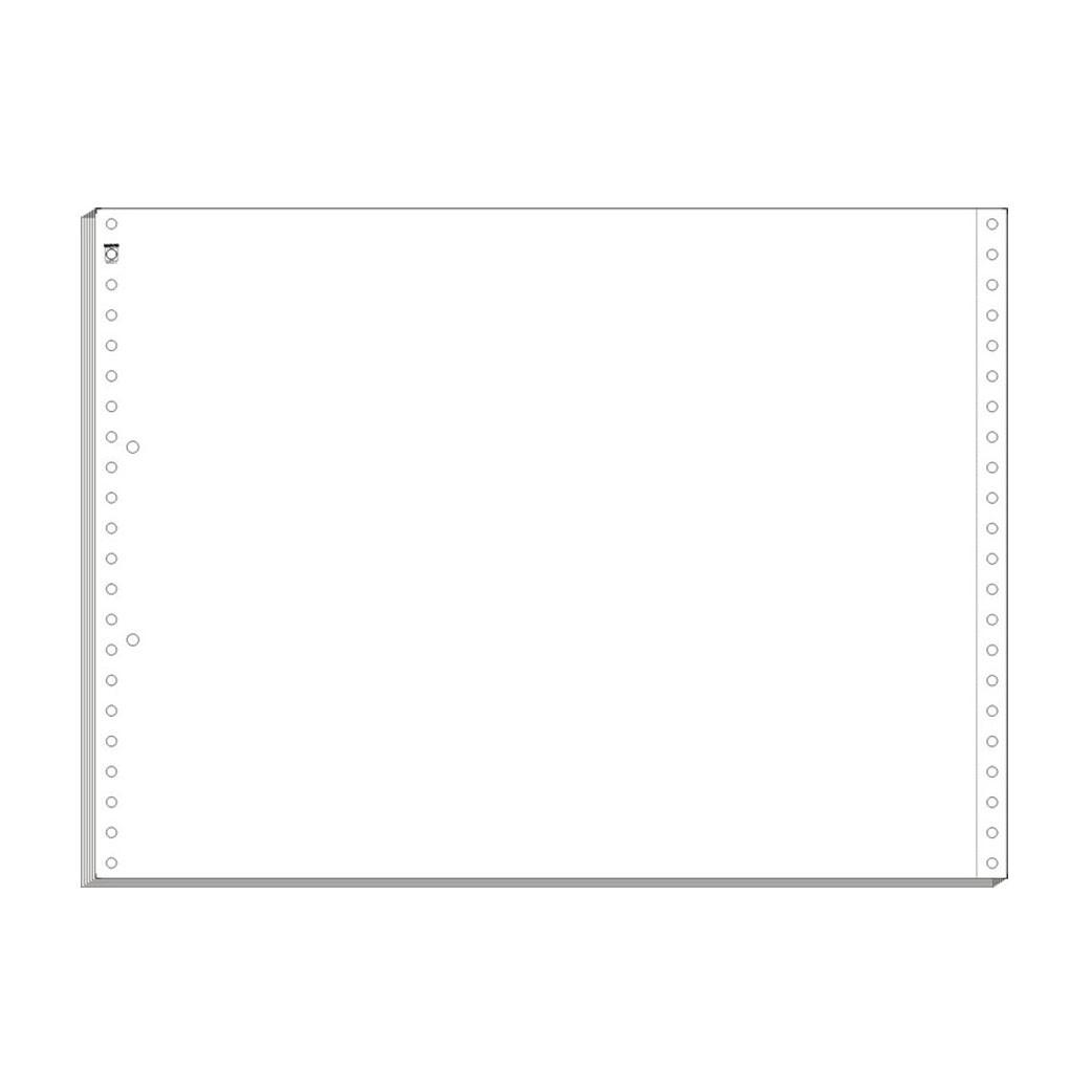 Λευκό Μηχανογραφικό Χαρτί 28 x 38cm