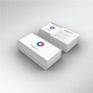 Επαγγελματικές Κάρτες με τοπικό UV