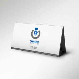 Desk Calendar by grafo.gr