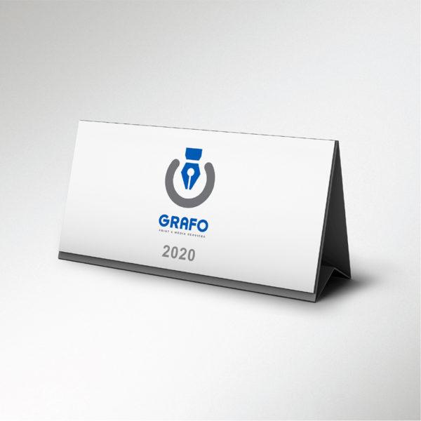 Desk Calendar by grafo.gr